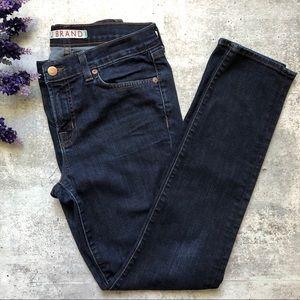 J Brand The Skinny Jean in Pure